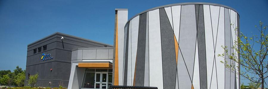 Emera Astronomy Center Front