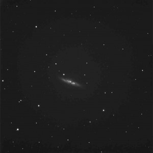 Cigar Galaxy M82 30s by Scott Mitchell