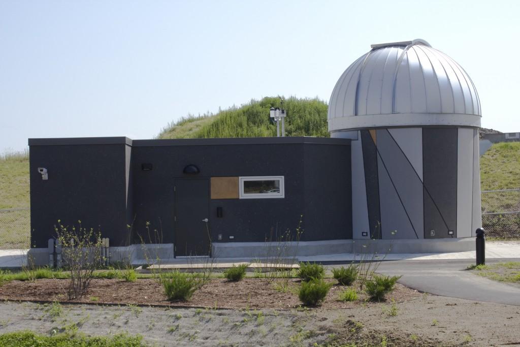 Observatory - Planetarium and Astronomy Center - University