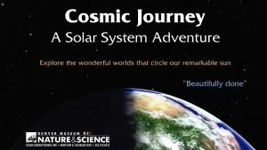 Cosmic Journey 16 x 9