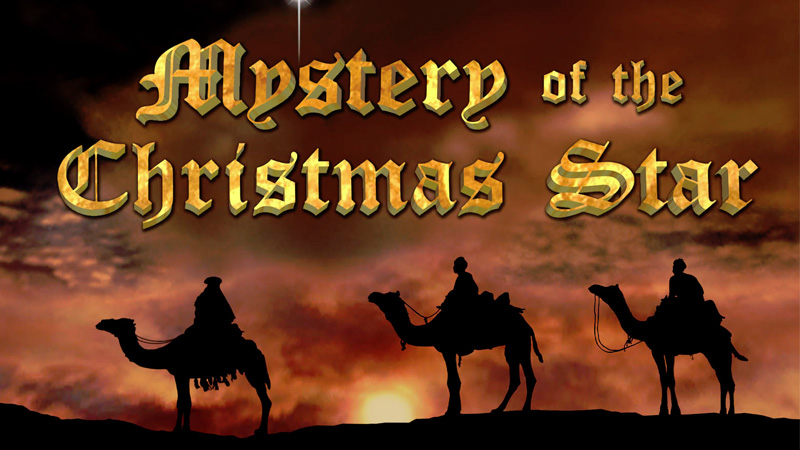 Mystery of the Christmas Star 16x9 poster