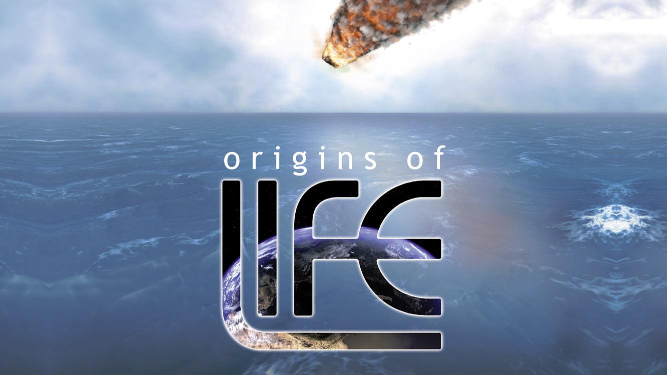 Origins of Life 16 x 9