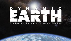 Dynamic Earth 16x9 poster