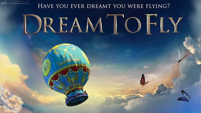 Dream to Fly show poster