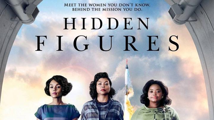 Hidden Figures 16x9 Poster