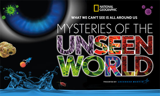 Mysteries of the Unseen World 16x9 Poster